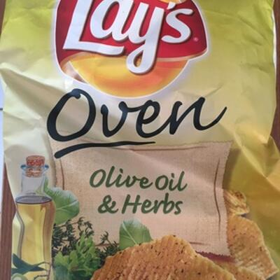 Oven olive oil & herbs (Lay's)