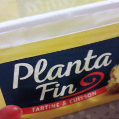 Planta fin doux (60 % mg) tartine & cuisson (Planta fin)