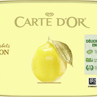 Carte d'or sorbet citron (Carte d'or)