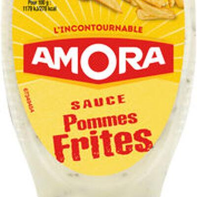 Amora sauce pommes frites flacon souple (Amora)