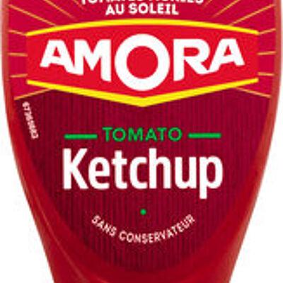 Ketchup nature flacon souple (Amora)