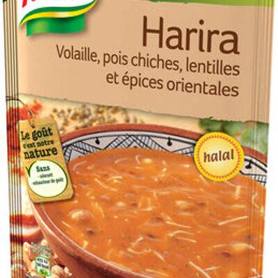 Knorr soupe harira halal 115g 4 portions (Knorr)