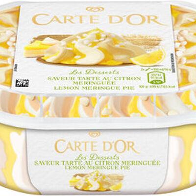 Carte d'or glace tarte citron meringuée (Carte d'or)