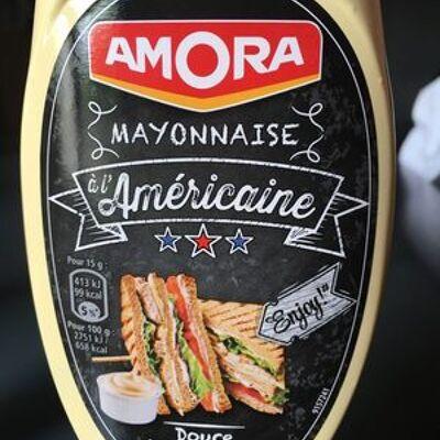 Mayonaise à l'américaine (Amora)