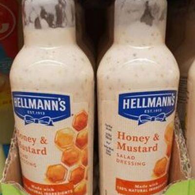 Honey and mustard (Hellemann's)