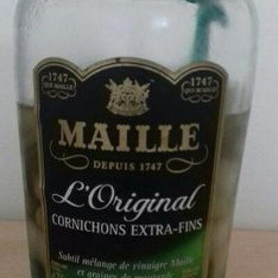 Maille cornichons extra-fins offre saisonnère bocal (Maille)
