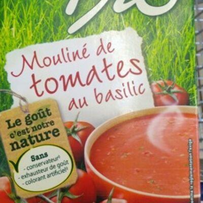 Mouliné de tomates au basilic (Knorr)