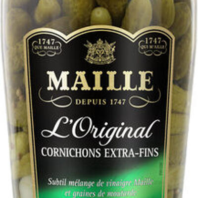 Cornichons extra-fins (Maille®)