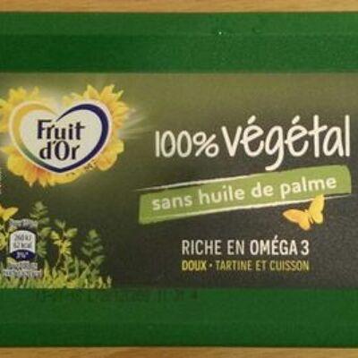 Margarine 100% végétal doux fruit d'or (Fruit d or)