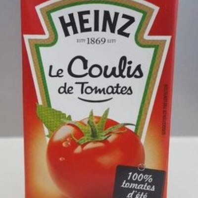 Coulis de tomate (Heinz)