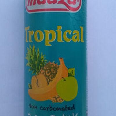 Maaza tropical non carbonated juive drink (Maaza)