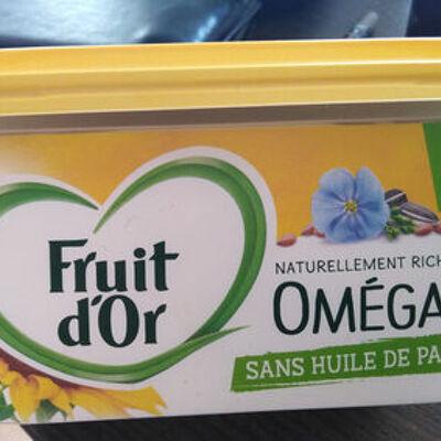 Fruit d'or omega 3 sans huile de palme (Fruit d'or)