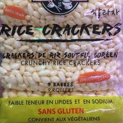 Rice crackers (Mr min)