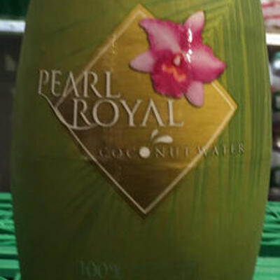 Pearl royal, coconut water (Pearl royal)
