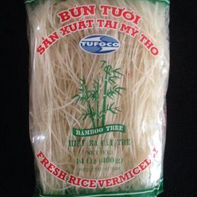 Vermicelle de riz frais bambou thuan phong 400g vietnam (Tufoco)