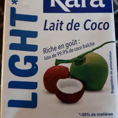Lait de coco light (Kara)