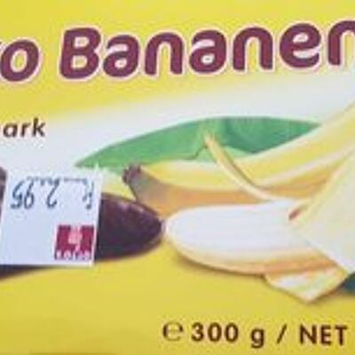 Schoko bananen (Sir charles)