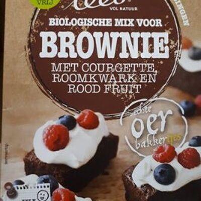 Mélange à cuisson pour brownies (Leev)